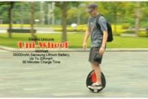 Chinavasion's Choice: Electric Unicycle 'Uni-Wheel'
