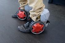 ACTON RocketSkates: Wear Your Transportation Everywhere!