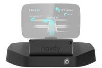 Navdy's HUD: Airplane Technology for Safer Driving
