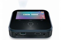 ZTE Launches World's First Android Projector Hotspot