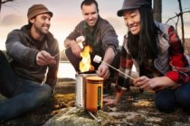 This Super-efficient CampStove Recharges Your Electronic Devices