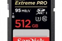 A 512GB SD Card