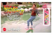 """Great Scott! Do you know what this means ?"" The Hover Board Is Real!"