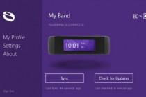 Microsoft Launch $199 Fitness Band