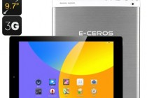 Latest Chinavasion Electronics: 9.7 Inch E-Ceros Revolution 2 3G Tablet, 4.5 Inch Android Phone & more