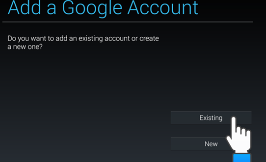 how to add second device to google account