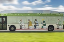 """The UK's First """"Poo Bus"""" Commences Service"""