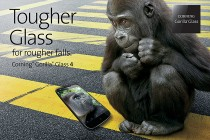 Gorilla Glass 4, Can Survive Drops 80% Of The Time