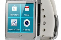 InWatch Z – We Test Out the Smallest Coolest Android KitKat Phone (watch) in the World [Review]