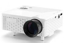 Latest Chinavasion Electronics: 60 Lumens Mini Projector, Hygeia Portable Heart Monitor + Speaker & more