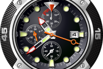 Stylish Clock Widgets For Your Android Phone