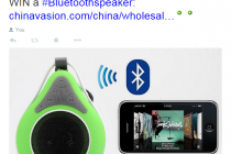 Win A Bluetooth Speaker Competition Results Now In