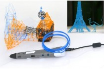 Create Real Objects With The 3D Stereoscopic Printing Pen