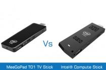 MeeGoPad T01 Vs Intel Compute Stick