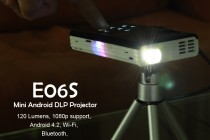 Top Electronic Videos of the Week: E06S Mini DLP Projector and more