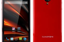 Chinavasion's Choice: Cloudfone Excite 470q Phone – 4.7 Inch QHD 960×540, MTK6582 Quad Core CPU, 5MP Rear Camera