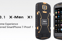 Coming Soon to Chinavasion: The No.1 X-Men X1 Rugged Phone, See the Videos here