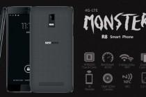 The SISWOO Monster R8 AnTuTu Benchmark Test Video
