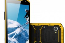 MFOX A8 Military Rugged 6 Inch Smartphone Toughness Video