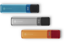 New Google Chromebits PC Stick, due out this Summer