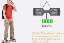 Top Electronic Videos of the Week: Dual Wheel Electric Scooter