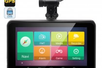 Latest Chinavasion Electronics: 7 Inch Android 4.4 GPS with Dash Cam, Uterra Bluetooth Smartwatch & more