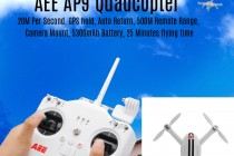 Top Electronic Videos of the Week: AEE AP9 Quadcopter and more