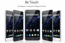 The Ulefone Be Touch V Iphone 6 Plus + Huawei Mate7