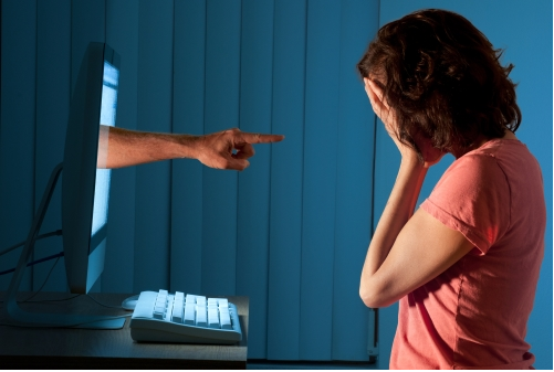 online bully