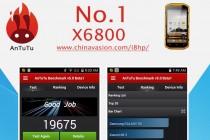 No1 X6800 AnTuTu Benchmark Test