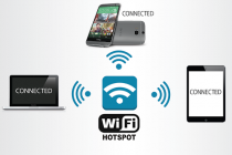 How to Set up a Mobile Hotspot with Android 4.4