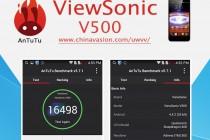 ViewSonic V500 AnTuTu Benchmark Test