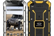 Latest Chinavasion Electronics: Conquest S6 Plus Rugged Smartphone, Smart Wireless IP Camera & more