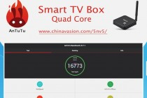 Android 4.4 Smart TV Box AnTuTu Benchmark Test