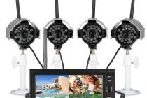 Latest Chinavasion Electronics: 4 Channel Wireless DVR Kit, iDea USA Bluetooth 4.0 Stereo Headset & more