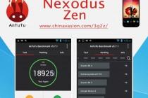 Nexodus Zen AnTuTu Benchmark Test
