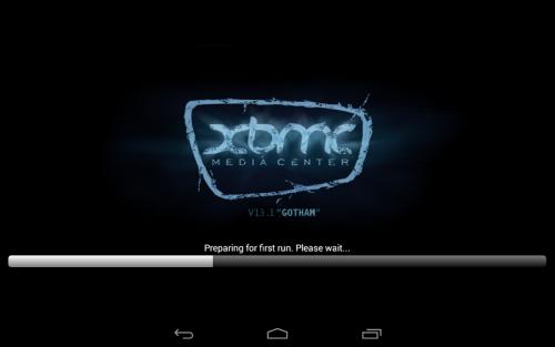 XBMC step 6