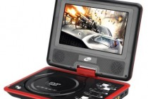 Latest Chinavasion Electronics: 9 Inch Region Free Portable DVD Player, 30M Waterproof LED Light For Action Camera & more