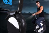 Chinavasion's Gorilla Wheel, The All New One Wheel Electric Scooter