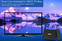 "Top Electronic Videos of the Week: Octa Core Android 5.1 Wi-Fi TV Box and Self-Propelled Rideable ""Galaxy Freerider X8"""