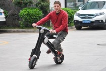 "Top Electronic Videos of the Week: 350W Folding Electric Scooter ""Futurio X"" and 3D Modeling Stereoscopic Printing Pen"