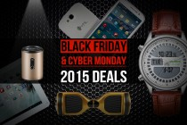 Black Friday + Cyber Monday Deals 2015