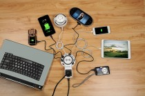 Giveaway: Enter & Win Nexodus LifeLine 8 Port USB Hub + Qi Charging Pad