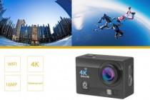 Top Gadget Videos of the Week: Wi-Fi 4K Waterproof Sports Action Camera