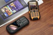 Huadoo H1 Rugged Cell Phone Waterproof test Video