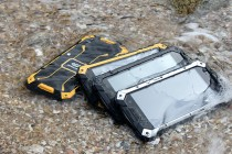 Top Gadget Videos of the Week: Conquest S6 Pro Rugged Smartphone and Manta Ray LED Bluetooth Speaker