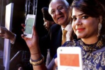 The Worlds Cheapest Smartphone Launches in India