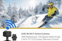 """Top Gadget Videos of the Week: UHD 4K Wi-Fi Action Camera """"PowerVision"""", Ulefone Paris X Smartphone and VKworld Stone V3 GSM Phone"""