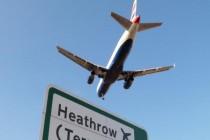 Drone Hits Passenger Jet In London