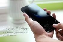 Multi-Functional Fingerprint scanner on the Doogee Y200 Smartphone